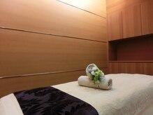 エステアンドボディケア NAS中山の雰囲気(広い個室で安心・快適。換気・消毒・衛生管理を徹底しております)