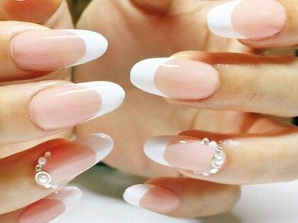 ネイル ラベンダー(nail lavender)の写真