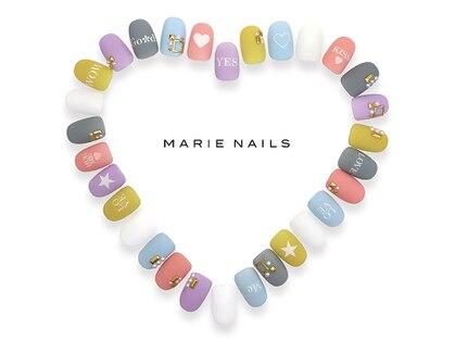 マリー ネイルズ いわきラトブ店(MARIE NAILS)の写真