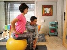 スタイルデザインサロン ヒロハットリ(Style Design Salon Hiro Hattori)の雰囲気(運動が苦手な方も楽しくに取り組むことができるエクササイズ)