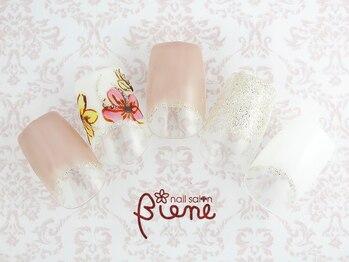 ネイルサロン ビーネ(nail salon Biene)/オフ無料★3月リピート9980-3