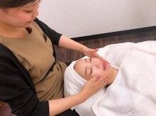 マックビューティーサロン 古川店(mac beauty salon)の雰囲気(角層を整えるラメラ美容♪本気の肌改善のお手伝いをいたします!)