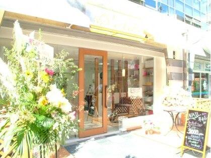 ネイルアンドアイラッシュ リラ 東三国店(Rela)の写真