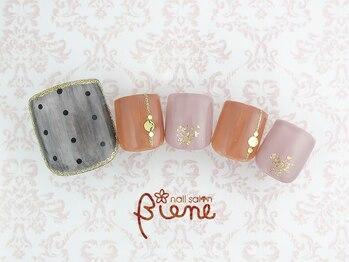 ネイルサロン ビーネ(nail salon Biene)/オフ無料★3月リピート9980-9