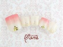 ネイルサロン ビーネ(nail salon Biene)/オフ無料★3月リピート9980-10