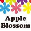 ネイルサロン アップルブロッサム(nail salon Apple Blossom)のお店ロゴ