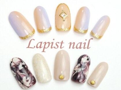 ラピスト ネイル(Lapist nail)の写真