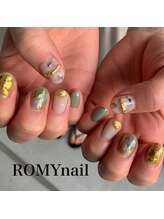 ロミーネイル(ROMY nail)/60min