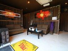 アジアンリラクゼーション ヴィラ 東大宮店(asian relaxation villa)の雰囲気(バリを思わせる店内の内装でお出迎えします)