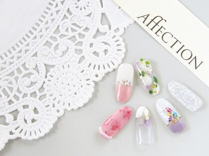 AffECTION大曽根~NAIL~(名古屋/まつげ)の写真
