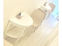 エクラ 光が丘店(eclat)の雰囲気(サロンは白を基調とした明るい雰囲気です♪)
