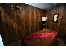アジアンリラクゼーション ヴィラ 東大宮店(asian relaxation villa)の雰囲気(完全個室のプライベート空間でゆったり)