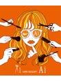 ヘアーリゾートエーアイ 上野店α(hair resort Ai)/hair resort Ai【上野/フラットラッシュ】