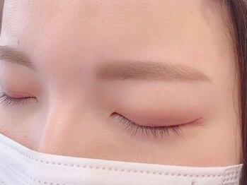 シルシュ アイラッシュ 大宮(cilche eyelash)の写真/お顔の印象を左右する眉はプロにお任せ♪【美眉Waxスタイリング1回¥6500】骨格に合わせて似合う眉を提案◎