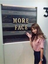 モアフェイス 吉祥寺店(More Face)/タレントさんご用達☆