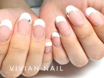 Vivian nail_デザイン_01