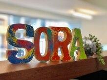 ソラ 麻布十番店(SORA)の雰囲気(ヘアサロンも併設しております☆)