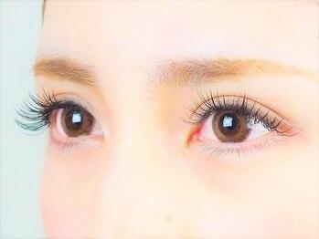 アイリス(Eye Ris)の写真/【フラットマットラッシュ付放¥6600】長期間綺麗な目元を楽しみたい方はフラットマットラッシュがお勧め♪