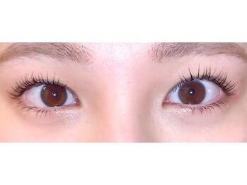 サラ 南草津(Sala)の写真/お一人お一人の目の形に合うまつ毛デザインをご提案☆なりたい目の印象をお伺いしてご希望通りの目に変身♪