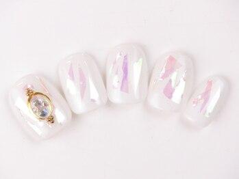 AXCEROSE nail&lash広尾駅上店_デザイン_04