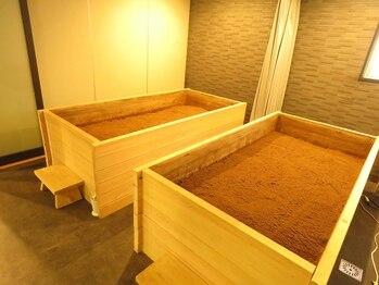 日本橋酵素風呂の写真/【初回酵素風呂1回¥4800→¥3800】ペアで使える個室あり!友達・カップル・ご家族・ご夫婦でのご来店もOK♪