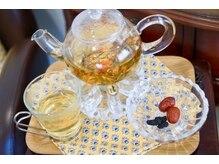 漢方セラピーサロン シエルブリュ(Ciel Bleu)/和漢茶完成