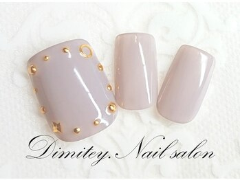 Dimitey. Nail salon_デザイン_10