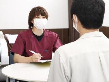 スマイルラボ からだ元気治療院 蓮田の写真/お客様1人1人のお悩みに合った施術をコーディネート☆