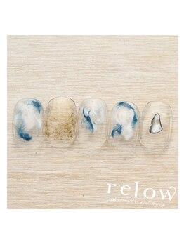 リロウ(relow)/4月スタッフおすすめデザイン♪