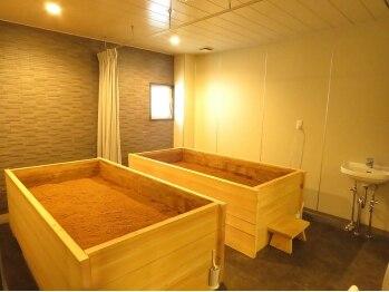 日本橋酵素風呂(東京都中央区)