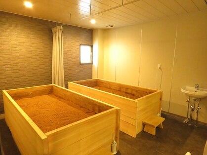 日本橋酵素風呂(銀座・東京丸の内/リラク)の写真