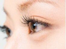 バニーアイズ(Bunny eye's)の雰囲気(まつ毛に負担をかけない様、束エクステは使用しておりません。)