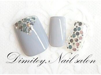 Dimitey. Nail salon_デザイン_11