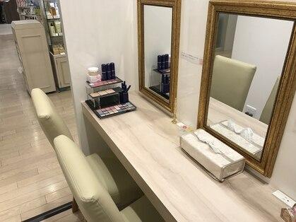 メゾンビューティーフェイス 大丸東京(Maison Beauty Face TOKYO)の写真