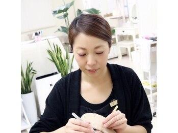 まつげエクステ専門店アンドスクール ラヴァンヤ 熊谷店(Lavanya)/【施術風景】