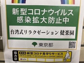 健楽園(東京都荒川区)