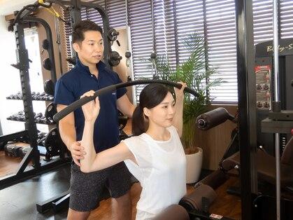 【酸素ストレッチ・加圧ダイエット・パーソナルトレーニング・ヨガ・ネイル】NOAGE