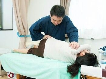 からだメンテナンス楽氣の写真/首・肩コリの原因は姿勢の悪さから!首・肩のもみほぐしのみでなく身体のバランスも調整し首・肩コリ改善◎
