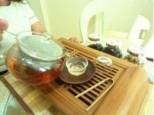 エステサロン レビオナジュン(Leviona JUN)/自然健康茶でおもてなし♪