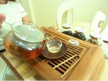 レビオナジュン 川口店(leviona JUN)/自然健康茶でおもてなし♪