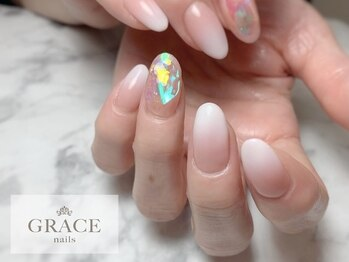 グレース ネイルズ(GRACE nails)/氷ネイル