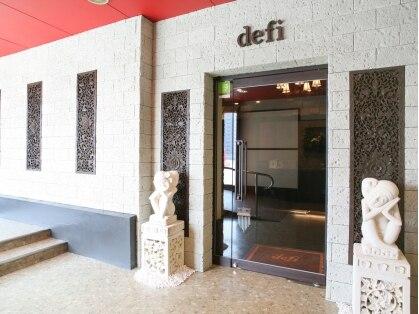デフィー 鳳ウイングス店の写真