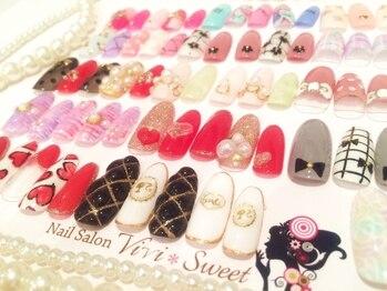 ネイルサロン ヴィヴィスウィート(Nail Salon Vivi Sweet)