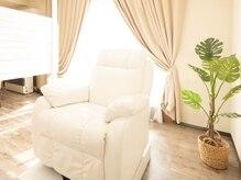 アイラッシュサロンシュエット (eyelash salon chouette)の雰囲気(広いマンションの一室。ゆったりと贅沢施術をご堪能下さい♪)