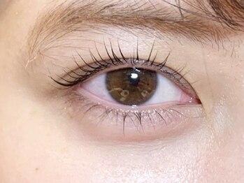 リアン(Lien)の写真/【大人気のパリジェンヌラッシュリフト】はもちろん,フラットラッシュも大人気☆美eyeはLienにお任せ♪