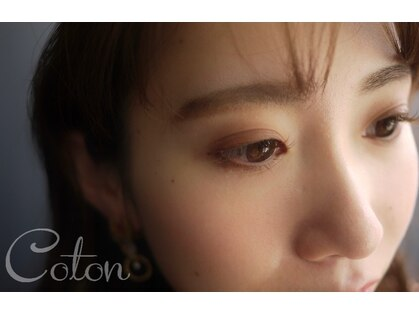 コトン(Coton)の写真