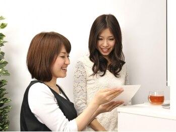アイラッシュサロンブラン 武蔵小杉駅前店(Eyelash Salon Blanc)/【アフターカウンセリング】