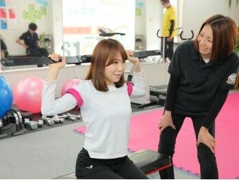 加圧スタジオ トーライ(To-rai)の写真/◆血行促進に効果的な運動≪加圧トレーニング≫首/肩のコリや冷えの改善にオススメ!体験コースもあり◎