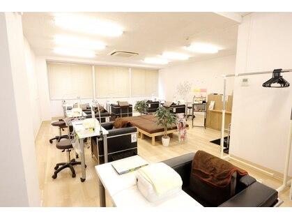 ネイルサロン ノーネイル 新宿の写真