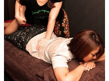 トータル ボディサロン キュア(Qa)/足腰の疲れ